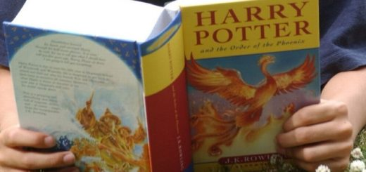 """Order of the Phoenix"" book"