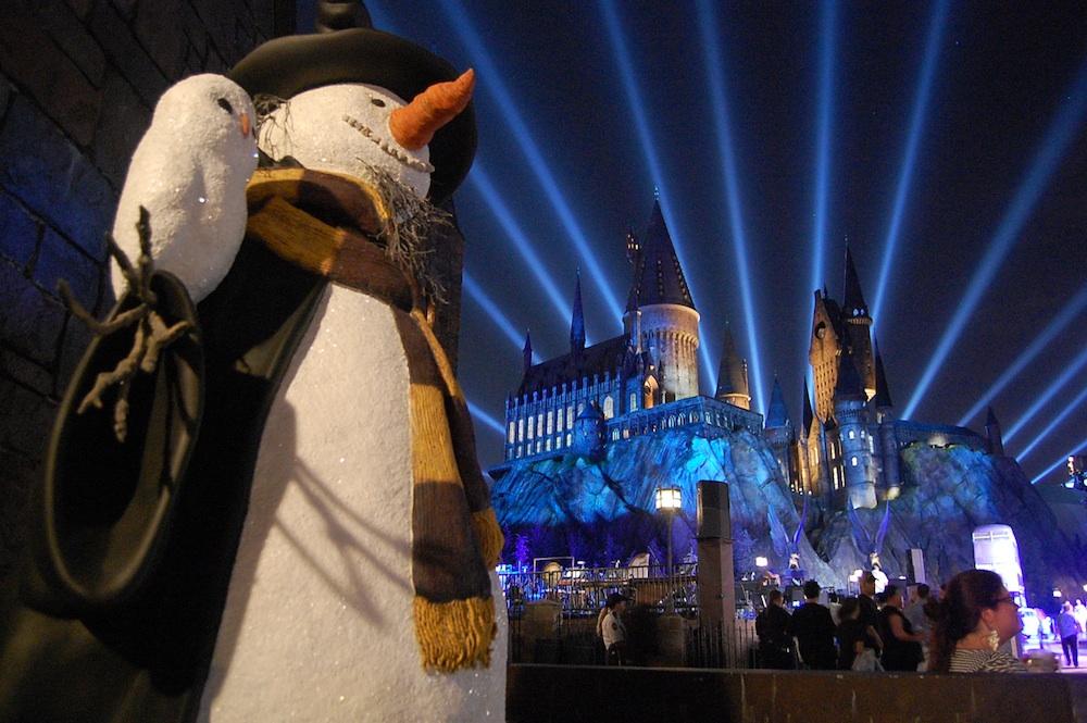 WWoHP Hogsmeade Grand Opening Castle2