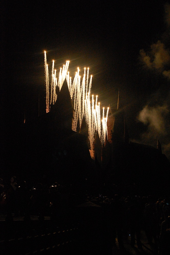 WWoHP Hogsmeade Grand Opening Castle5