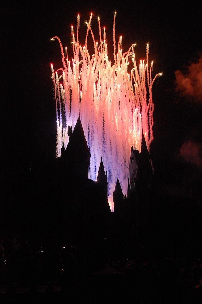 WWoHP Hogsmeade Grand Opening Castle6