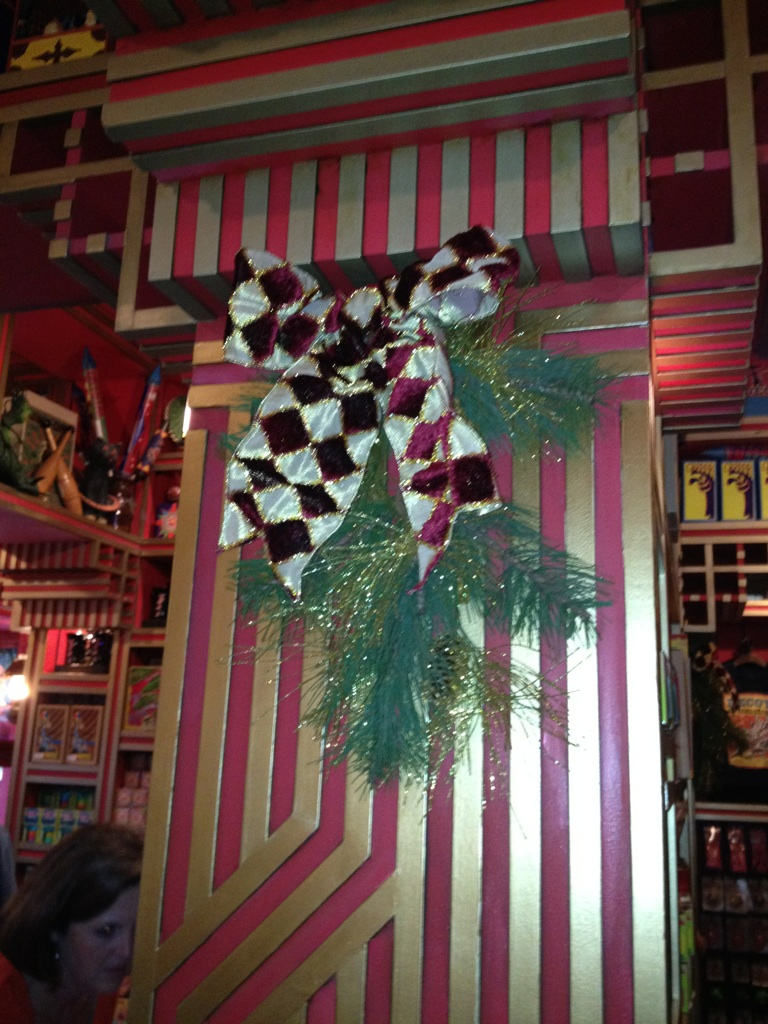 Zonko's Christmas Wreath