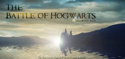 The Battle of Hogwarts Film