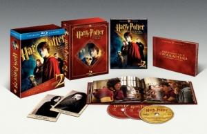 Chamber of Secrets Ultimate Edition DVD box set