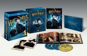 Sorcerer's Stone Ultimate Edition DVD box set