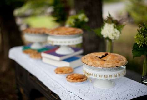 Potter Weddings Food and Drink