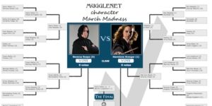 MuggleNet March Madness 2012