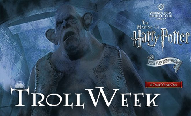 WB Studio Tour - Troll Week