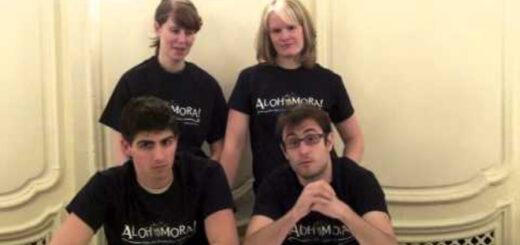 the alohomora team