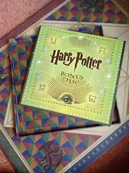 bonus disc cover