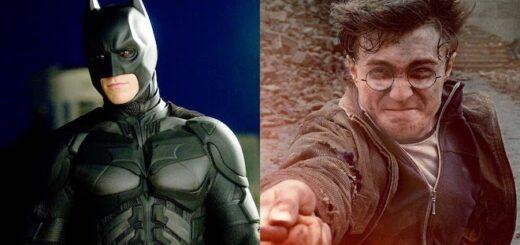Batman vs Harry Potter