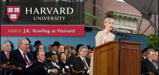 jk rowling harvard commencement speech
