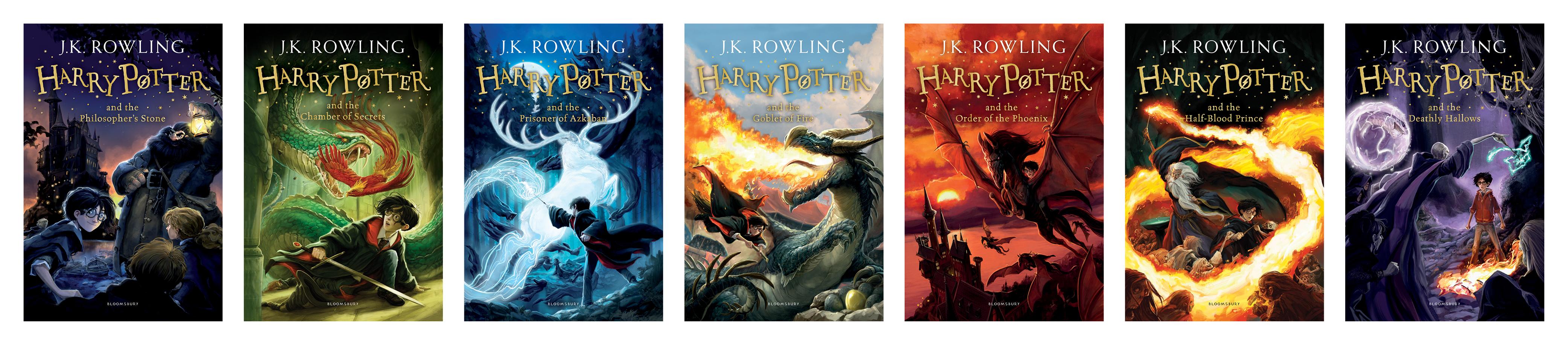 JonnyDuddle-HarryPotter-covers-complete-set