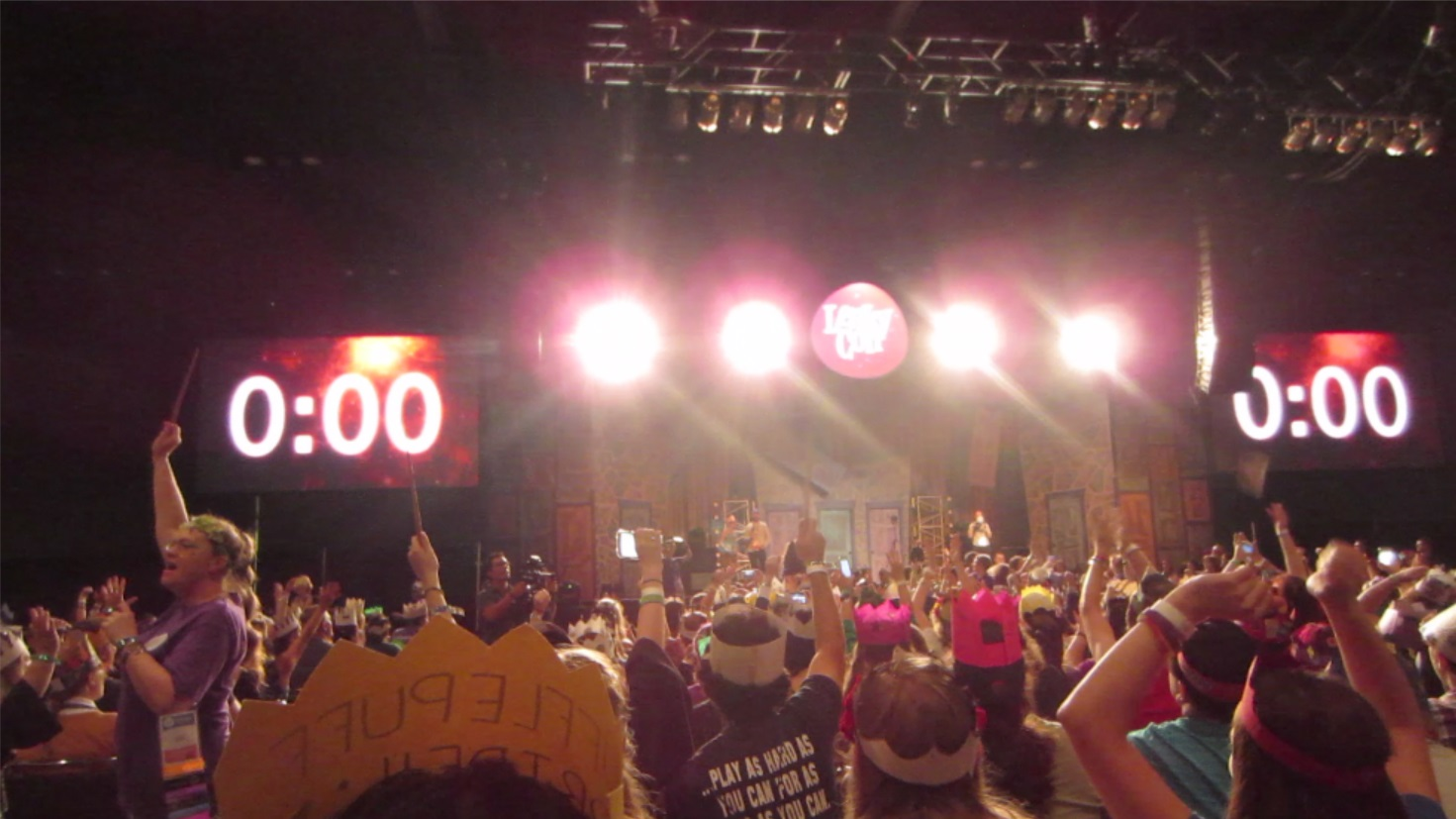 LeakyCon 2014 - Guinness World Record