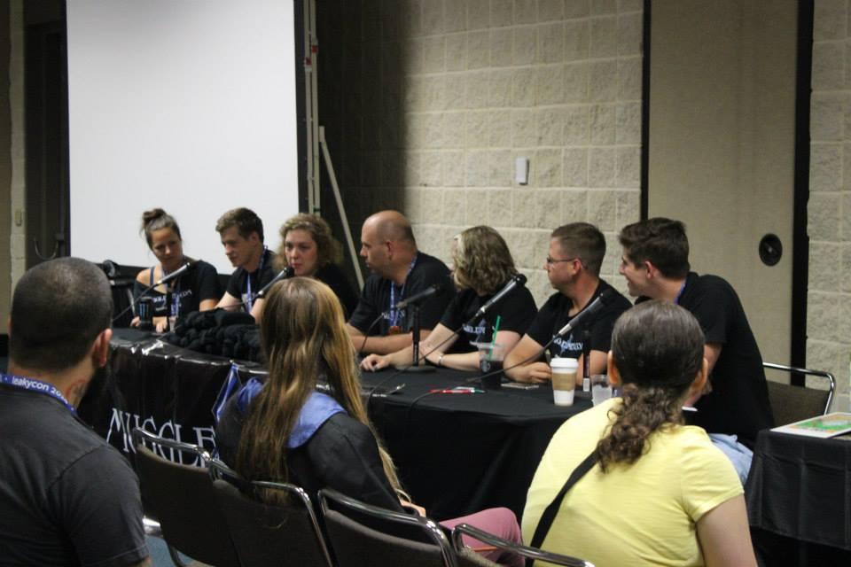 LeakyCon 2014 - MuggleNet Panel