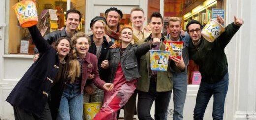 Jessie Cave on Pride