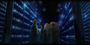 Department of Mysteries Pottermore