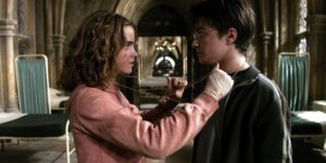 Harry and Hermione Time-Turner