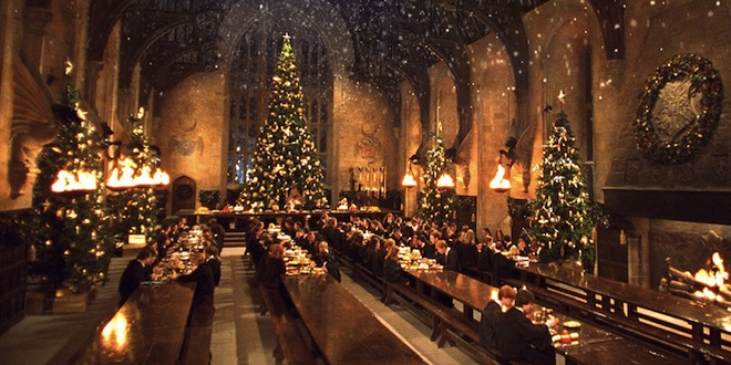 Great Hall Christmas