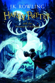 """Book cover of """"Harry Potter and the Prisoner of Azkaban"""" 15th US edition"""