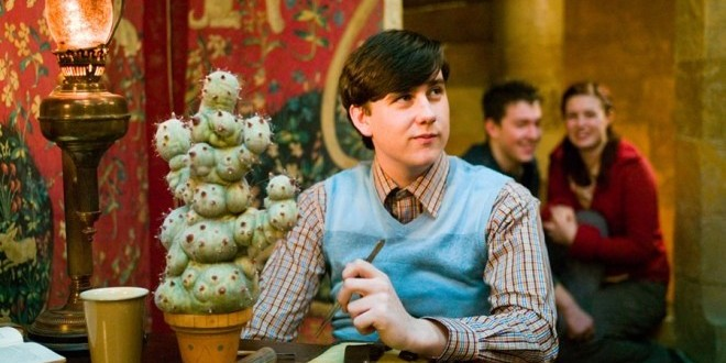 Neville in the common room