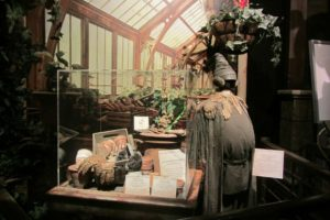 Herbology classroom HP Expo Paris, France