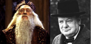 churchill-and-dumbledore