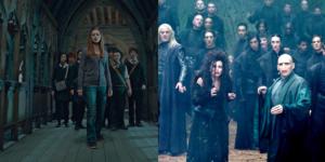Ginny and Bellatrix