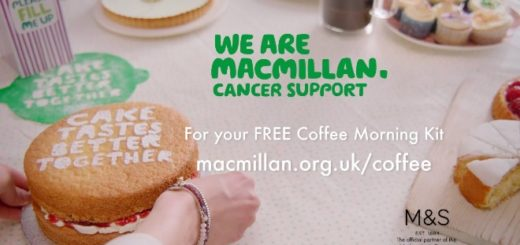 Macmillan Cancer Support Banner