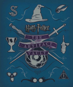 Harry Potter the Artifact Vault Full Cover
