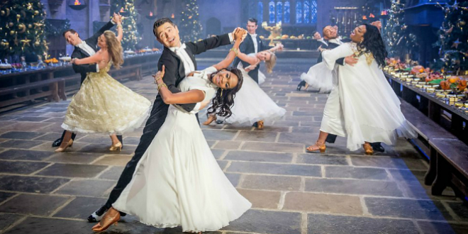 Strictly Come Dancing Christmas Special Great Hall