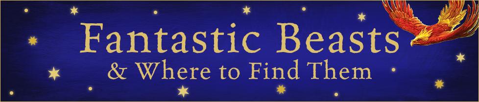Fantastic Beasts Bloomsbury New Edition Teaser Jonny Duddle