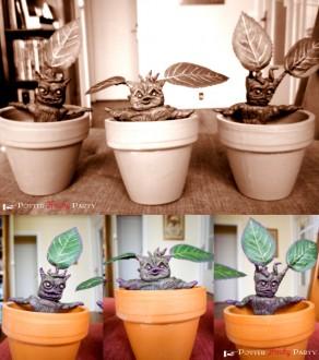Potter Diy Mandrakes Mugglenet