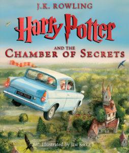 Chamber of Secrets Jim Kay 2016