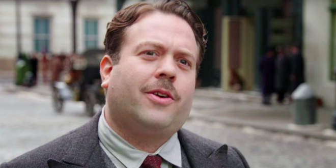 """Dan Fogler plays Jacob Kowalski in the """"Fantastic Beasts"""" series."""