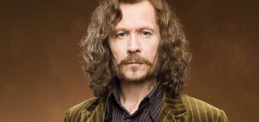 Sirius Black is pictured.