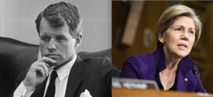 Elizabeth Warren Robert Kennedy