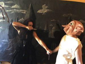 Bellatrix vs. Dobby