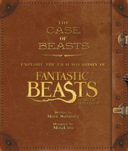 Fantastic Beasts BTS book