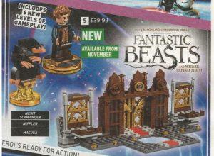 Fantastic Beasts Lego Dimensions