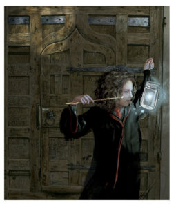 Jim-Kay-Chamber-of-Secrets-Hermione-Granger