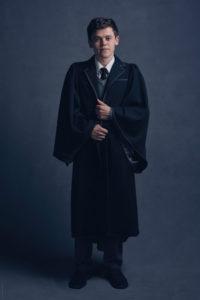 Sam Clemmett Albus Potter Cursed Child full portrait