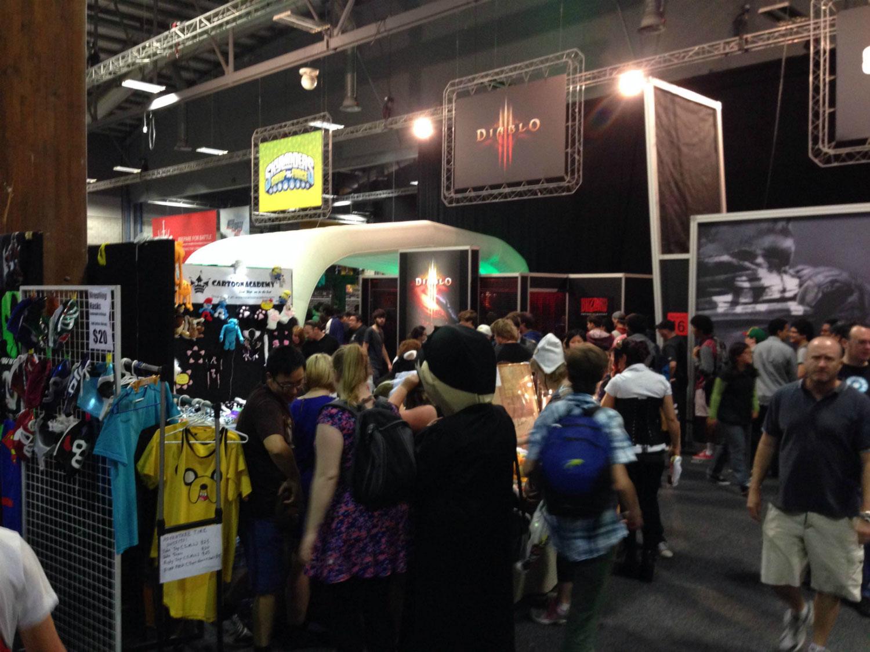 Armageddon Expo 2013 Auckland – Oct 27 – Venue 1