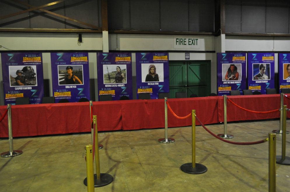 Armageddon Expo 2015 – Auckland – Autographs – 1