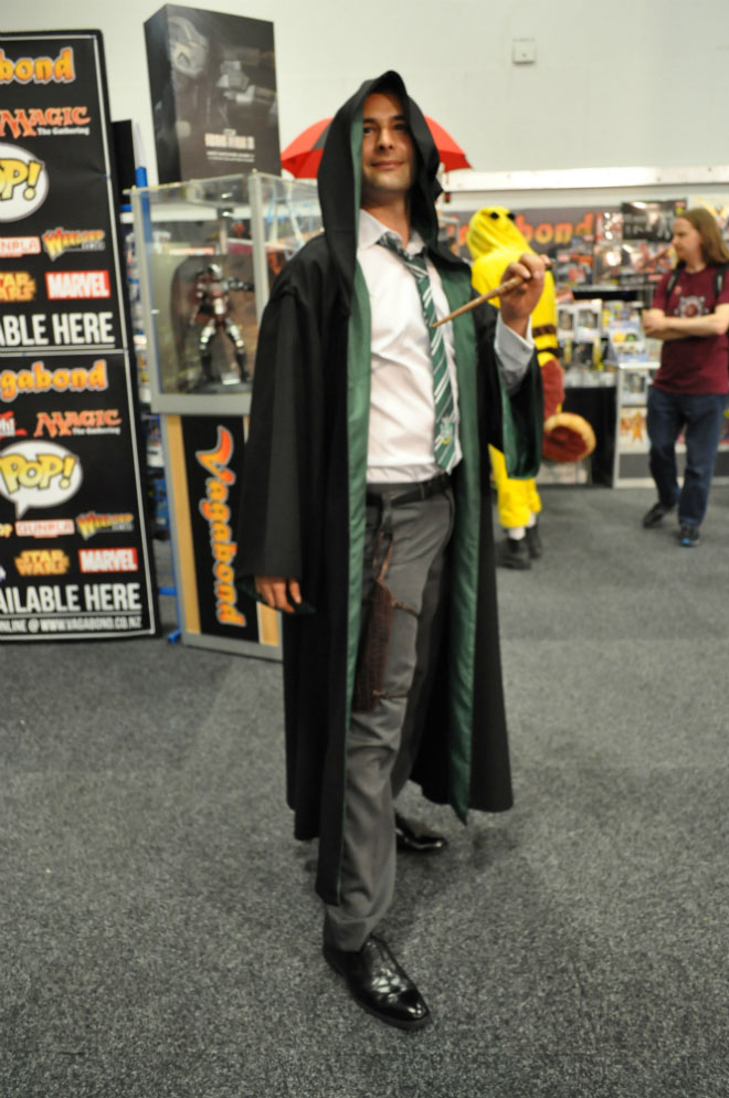 Armageddon Expo 2015 – Auckland – Fans – 6 (Photo credit: Tracey Wong)