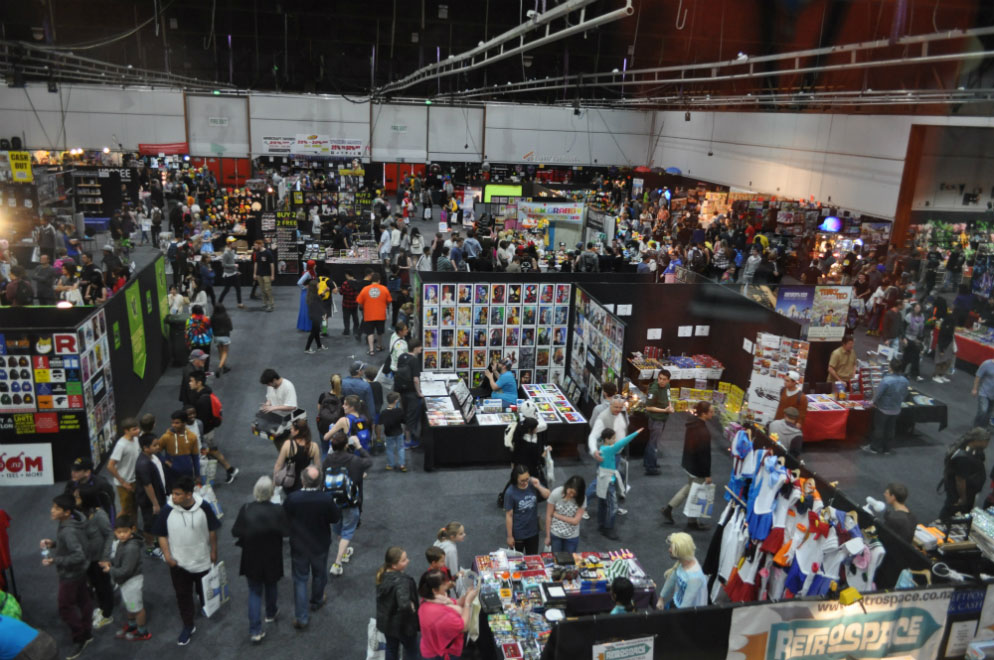 Armageddon Expo 2015 – Auckland – Venue – 1 (Photo credit: Tracey Wong)