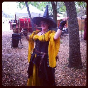 Lauren Littler as Helga Hufflepuff