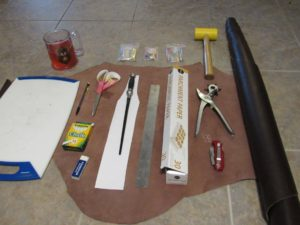 Leather Working Supplies