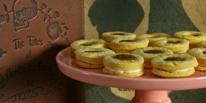 Rum Butterbeer Cookies