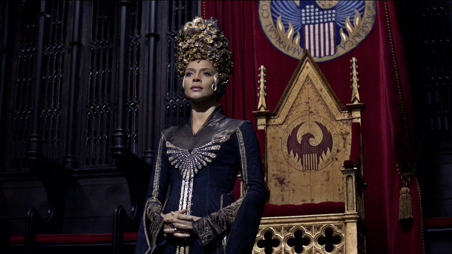 President Picquery: A Pessimist's Perspective | MuggleNet