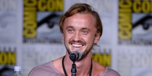 Tom Felton SDCC